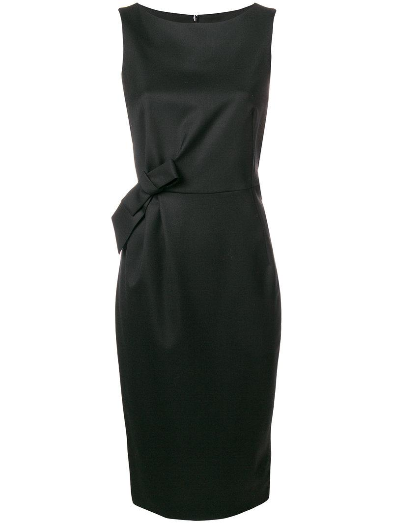 Best Wholesale For Sale P.A.R.O.S.H. sleeveless fitted midi dress Free Shipping From China 2Am9j4