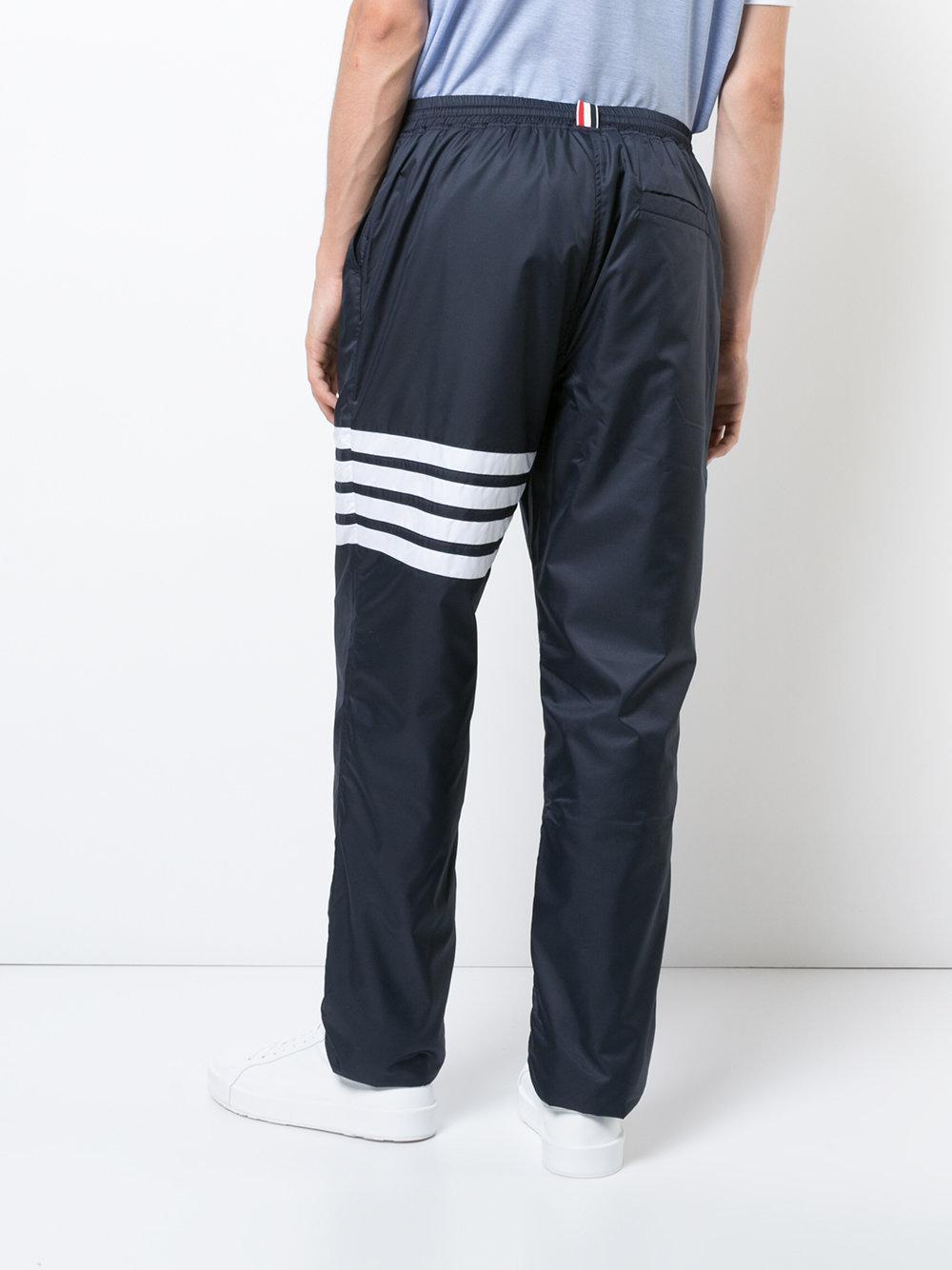 hombres Browne Blue pantalones Bar Lyst Stripe para Seamed 4 Ripstop Thom dzS5qd