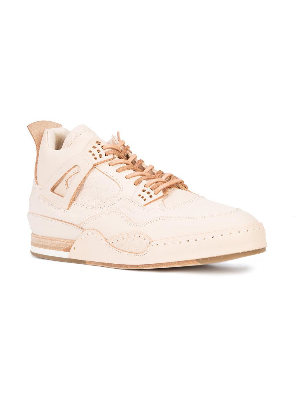 MIP-10 Leather Sneakers - Nude & Neutrals HENDER SCHEME yxcZYtxDG