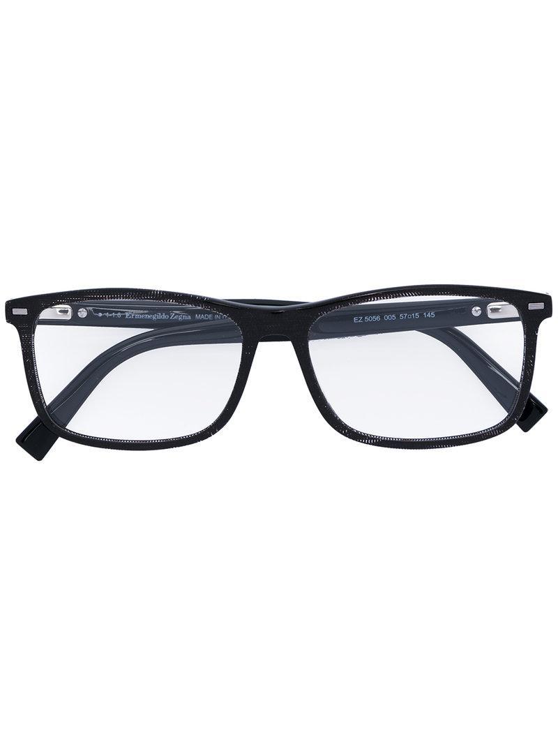 Ermenegildo Zegna Glasses Uk