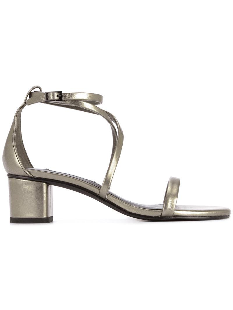 Jenni sandals - Metallic Senso