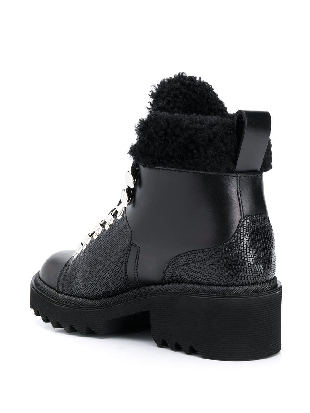 Botas Bella Chloé de color Negro