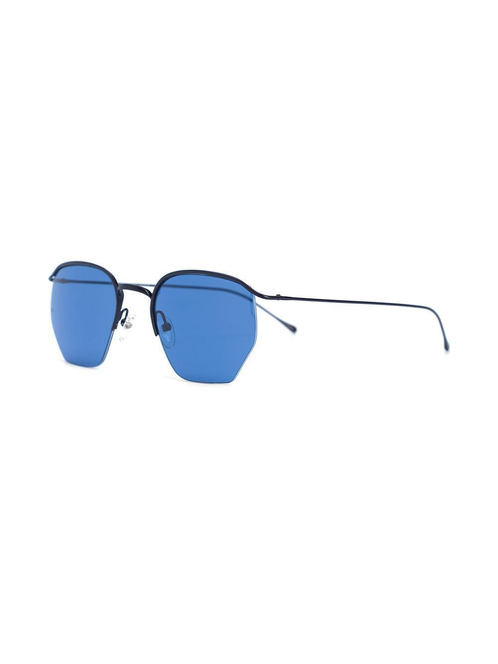 bf72a5f21e9 Smoke X Mirrors - Blue Tinted Sunglasses - Lyst. View fullscreen