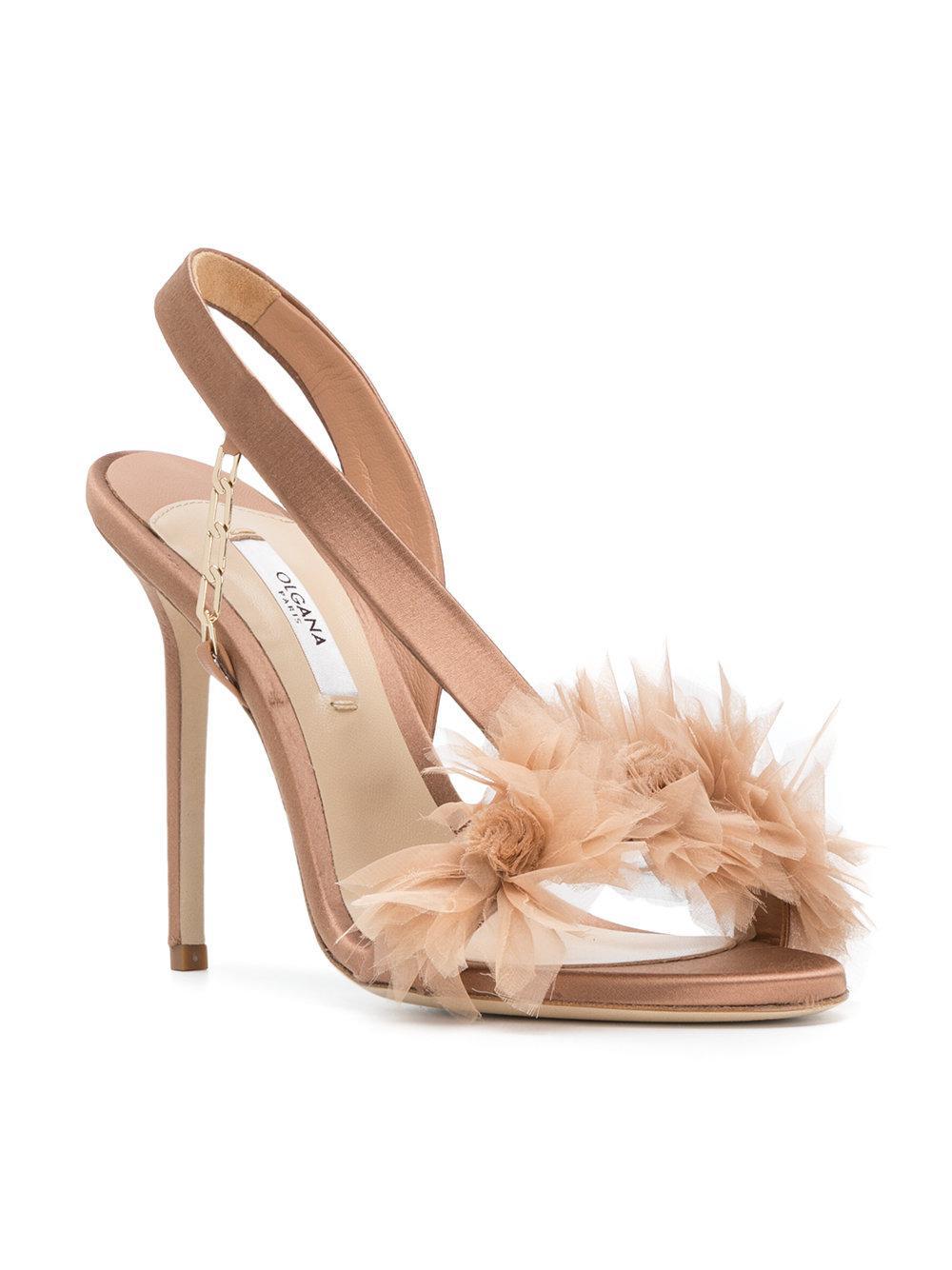 Pre-owned - Leather sandals Olgana Paris j3AQLj
