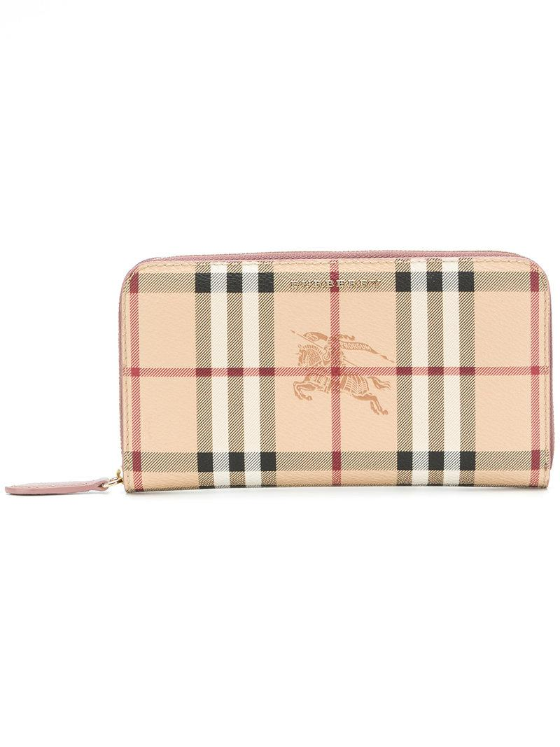 Burberry Portefeuille House Check HlzWremMt