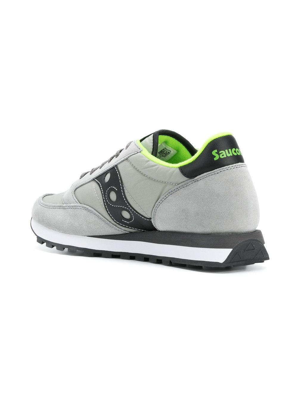 panelled mesh runner sneakers - Grey Saucony pOCkJJj