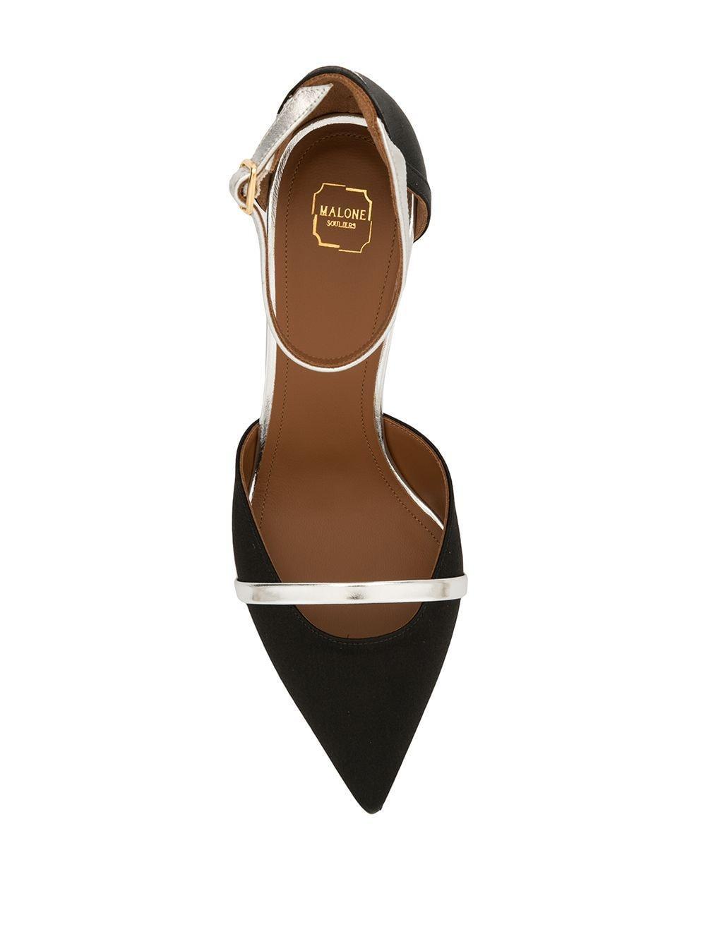 Zapatos de tacón BooBoo Malone Souliers de Cuero de color Negro