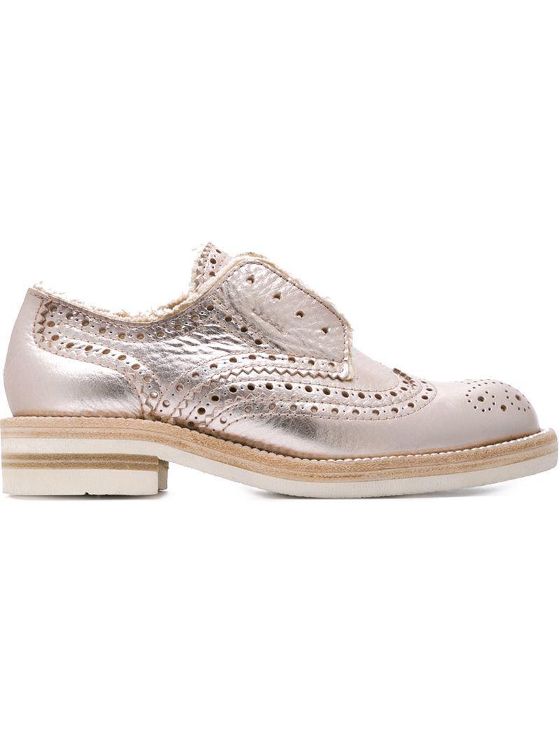 Pedro Garcia 'Kalee' brogue shoes vuDuU7Kii