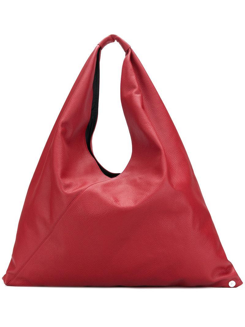 Japanese tote bag - Red Maison Martin Margiela UH8Odk1g