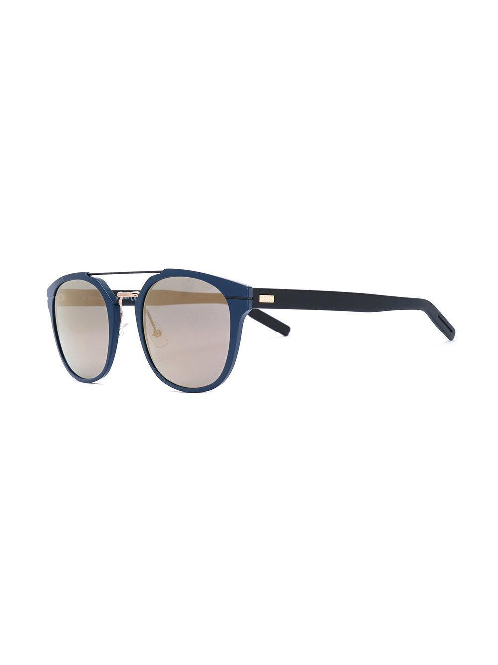 en de pour homme Lunettes coloris Dior soleil Bleu carrées Lyst 05qUXw 66fc0dc5aea8