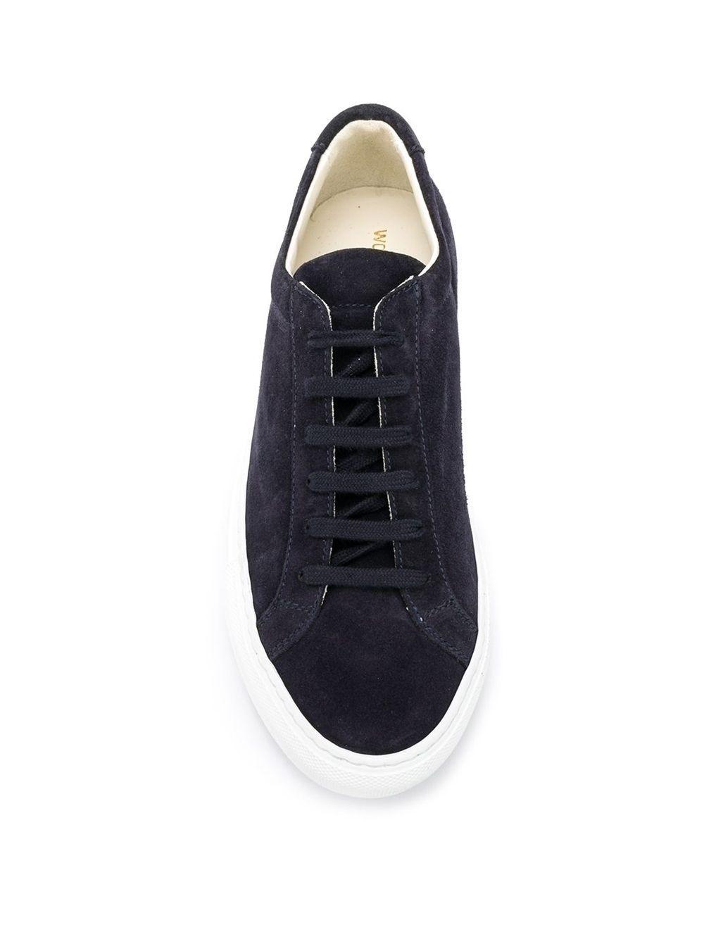 Zapatillas Original Achilles Common Projects de Cuero de color Negro: ahorra un 61 %