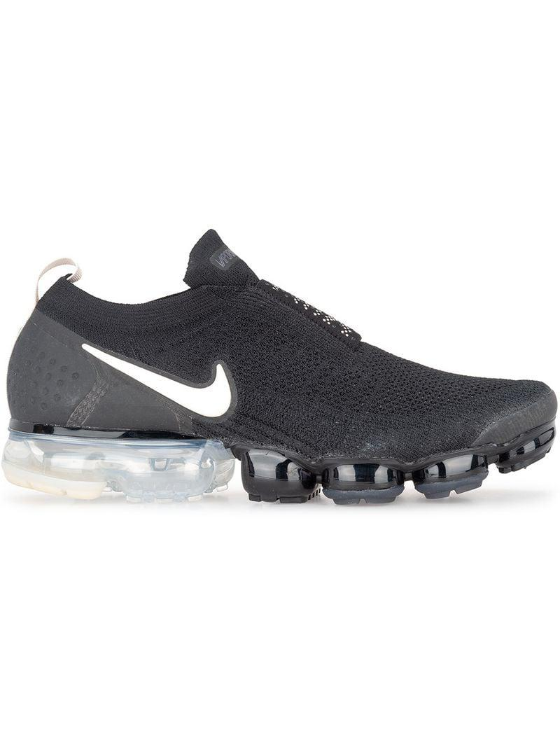 3f720953859b Lyst - Nike Air Vapormax Flyknit Moc 2 Sneakers in Black for Men
