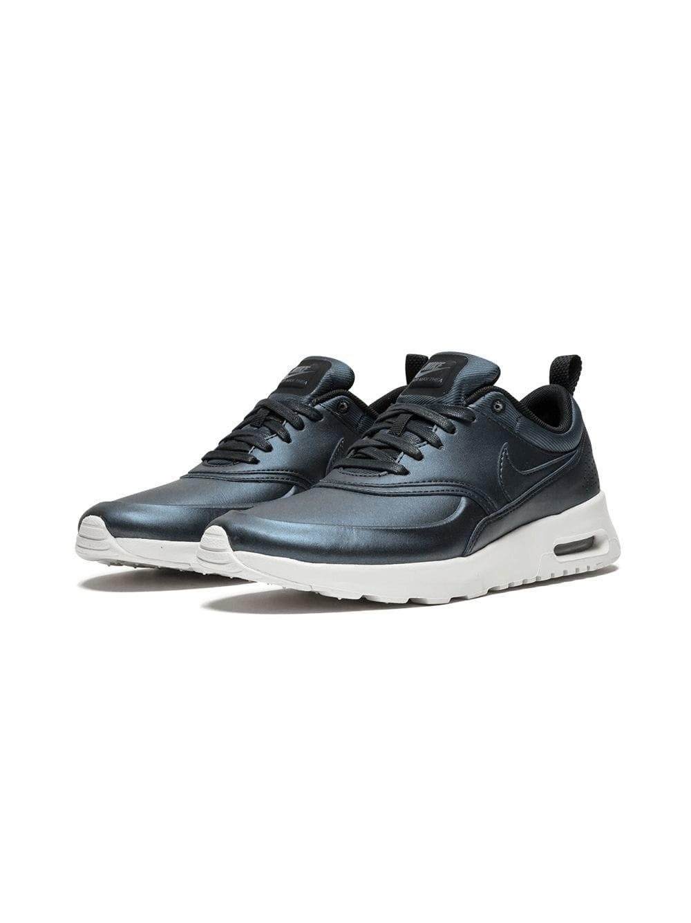 detailed look 2a44b ca71d Nike W Air Max Thea Se Sneakers in Blue - Lyst
