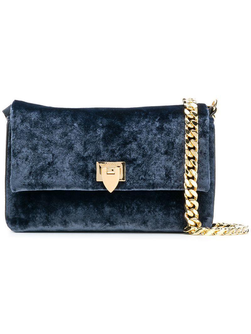 4cf674d23c16 Lyst - Philippe Model Nancy Shoulder Bag in Blue