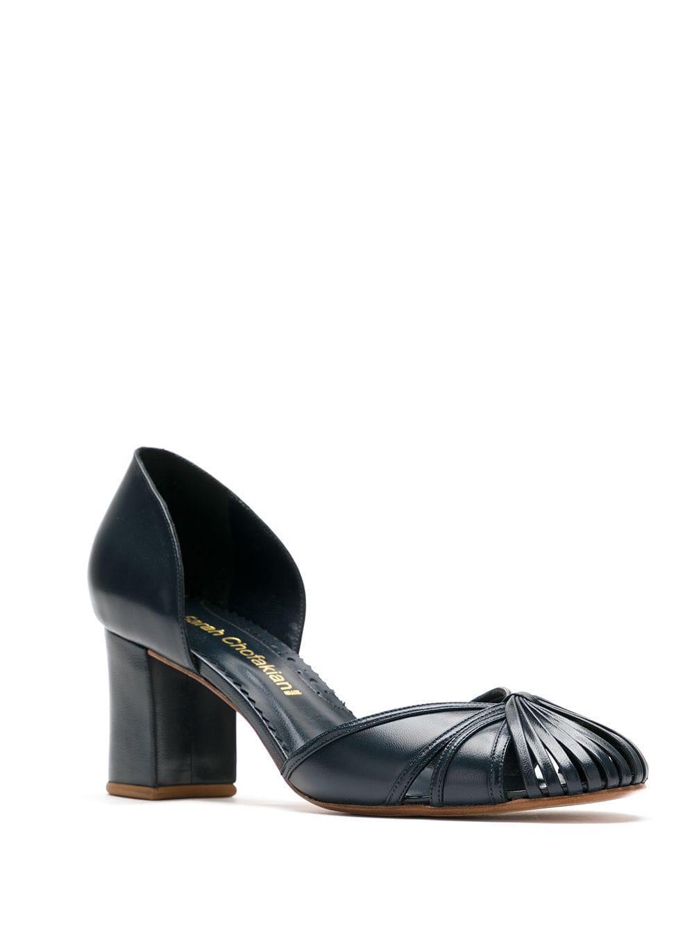 Zapatos de tacón Sarah Sarah Chofakian de color Negro