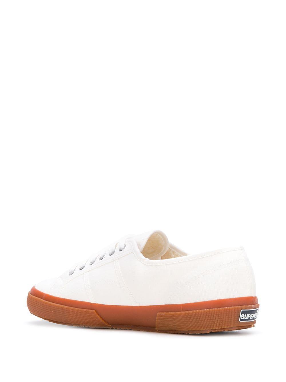 Zapatillas 2750 Cotu Classic Superga de Lona de color Blanco