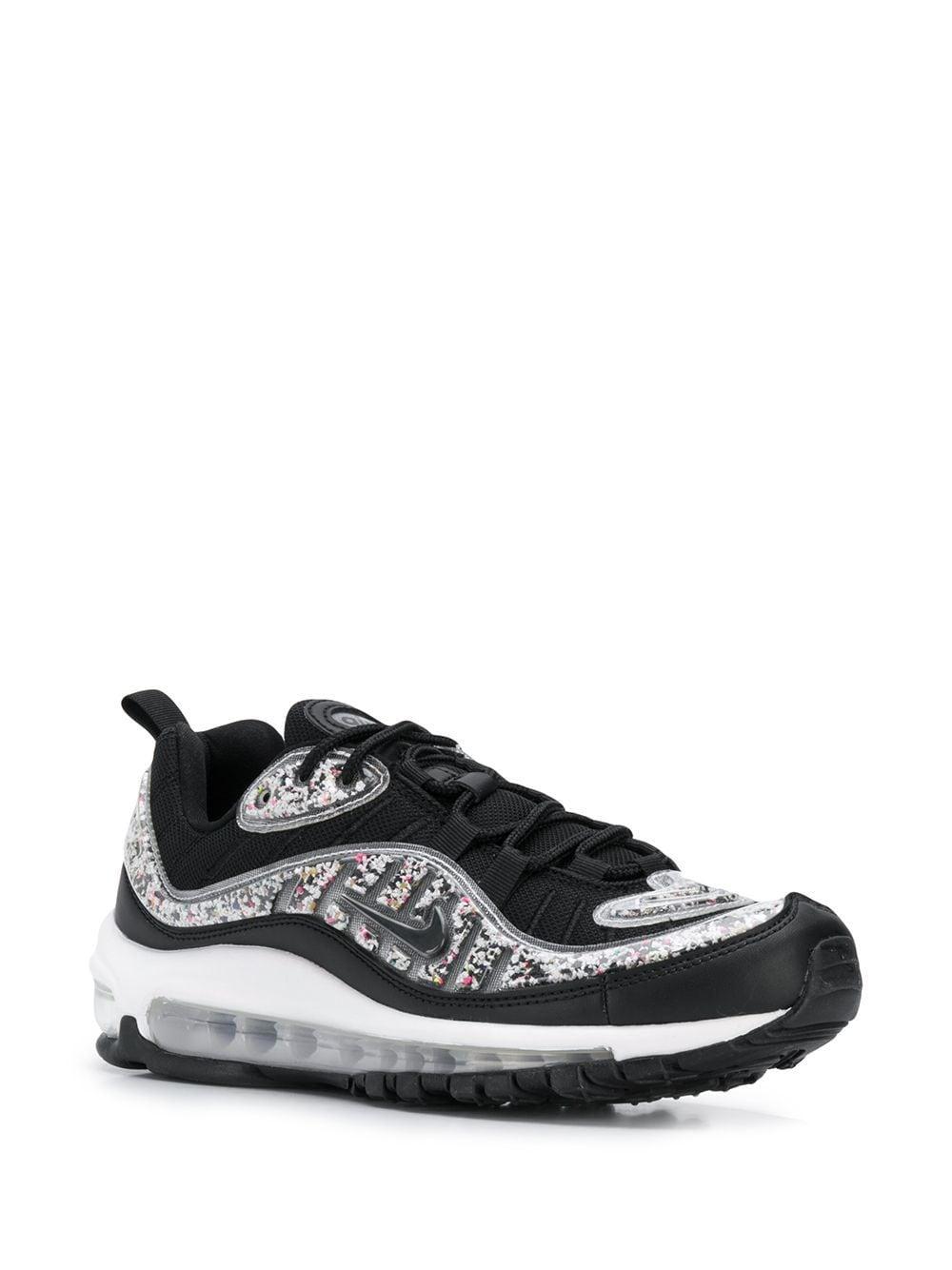 Zapatillas Air Max Nike de Algodón de color Negro