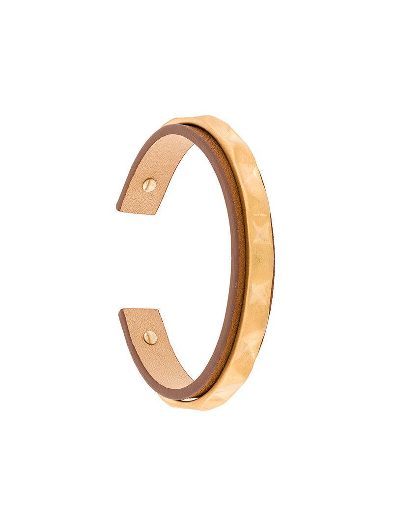 cuff bracelet - Metallic Northskull dl2MFEjRg