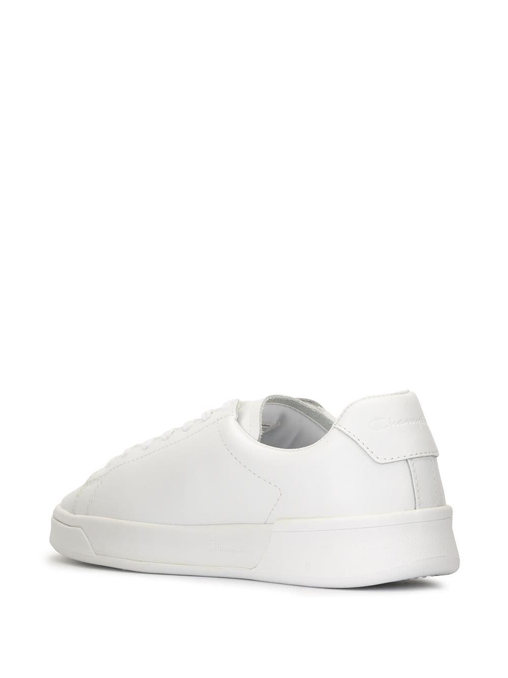 Champion Leer M979 Low-top Sneakers in het Wit voor heren