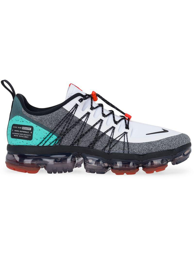 30d9399a4f Nike Air Vapormax Run Utility Sneakers in White for Men - Save 48 ...