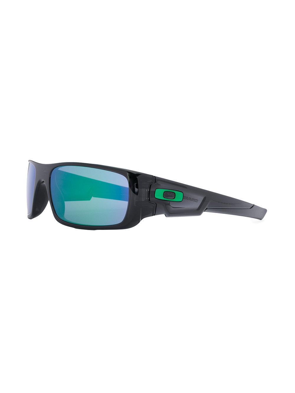 Oakley Crankshaft Sunglasses in Black