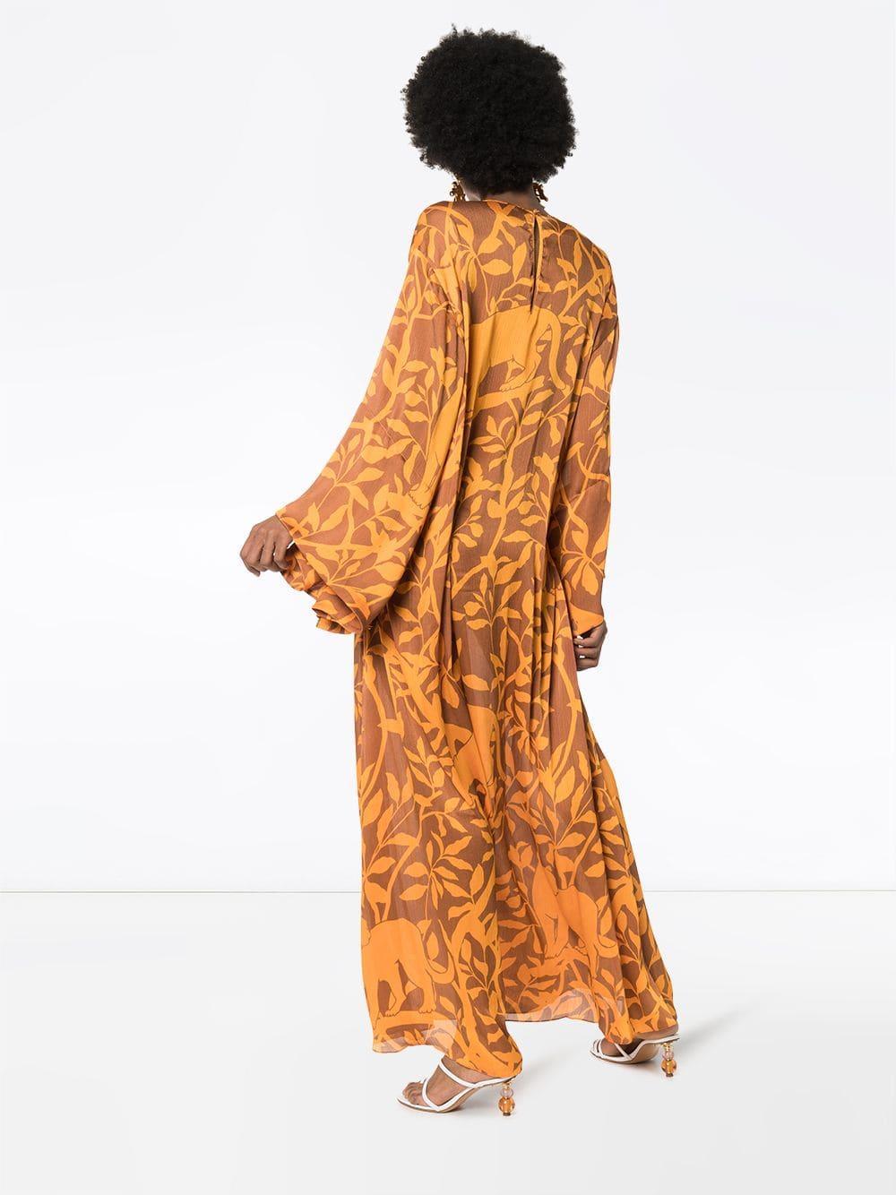 Robe Perpetual Existance Johanna Ortiz en coloris Orange