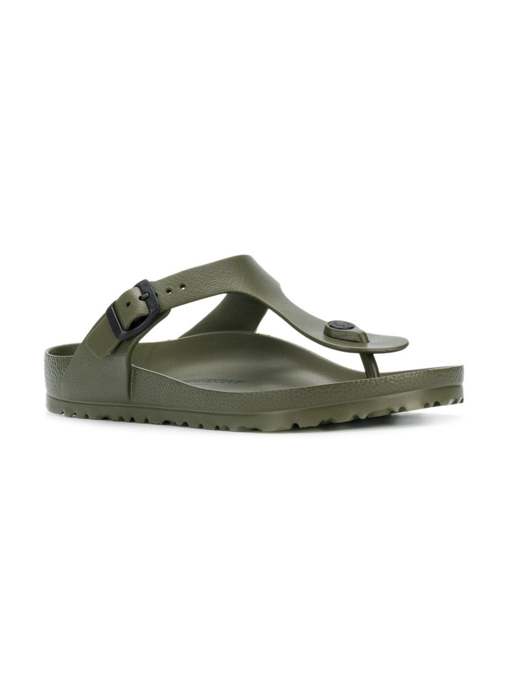 ed3723a61340 Gallery. Previously sold at  Farfetch · Women s Thong Sandals
