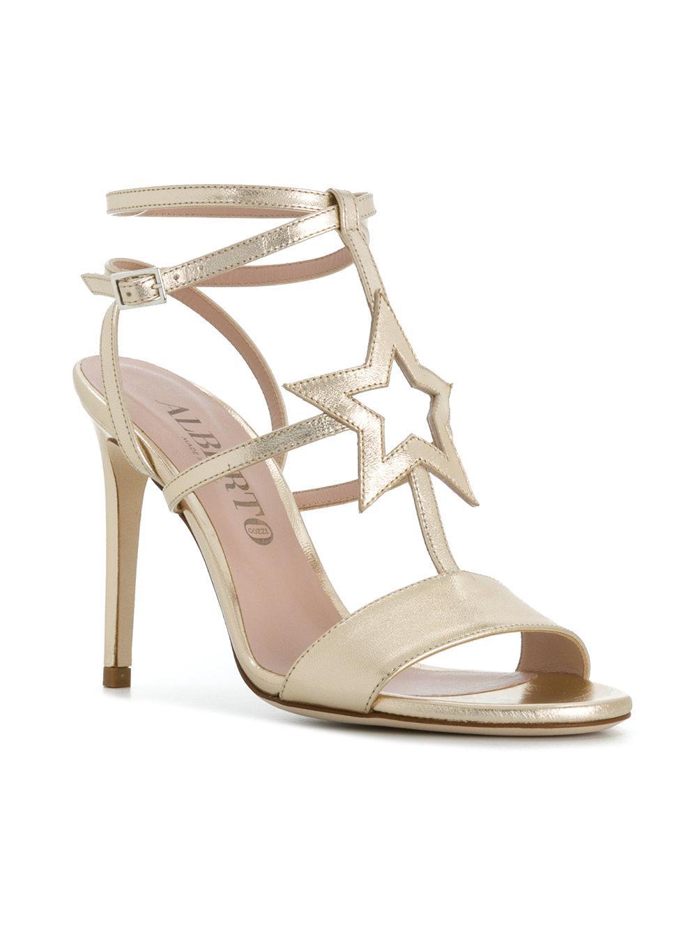 outlet best cheap footlocker finishline Alberto Gozzi star strappy sandals outlet nicekicks best sale cheap online FYomy0V