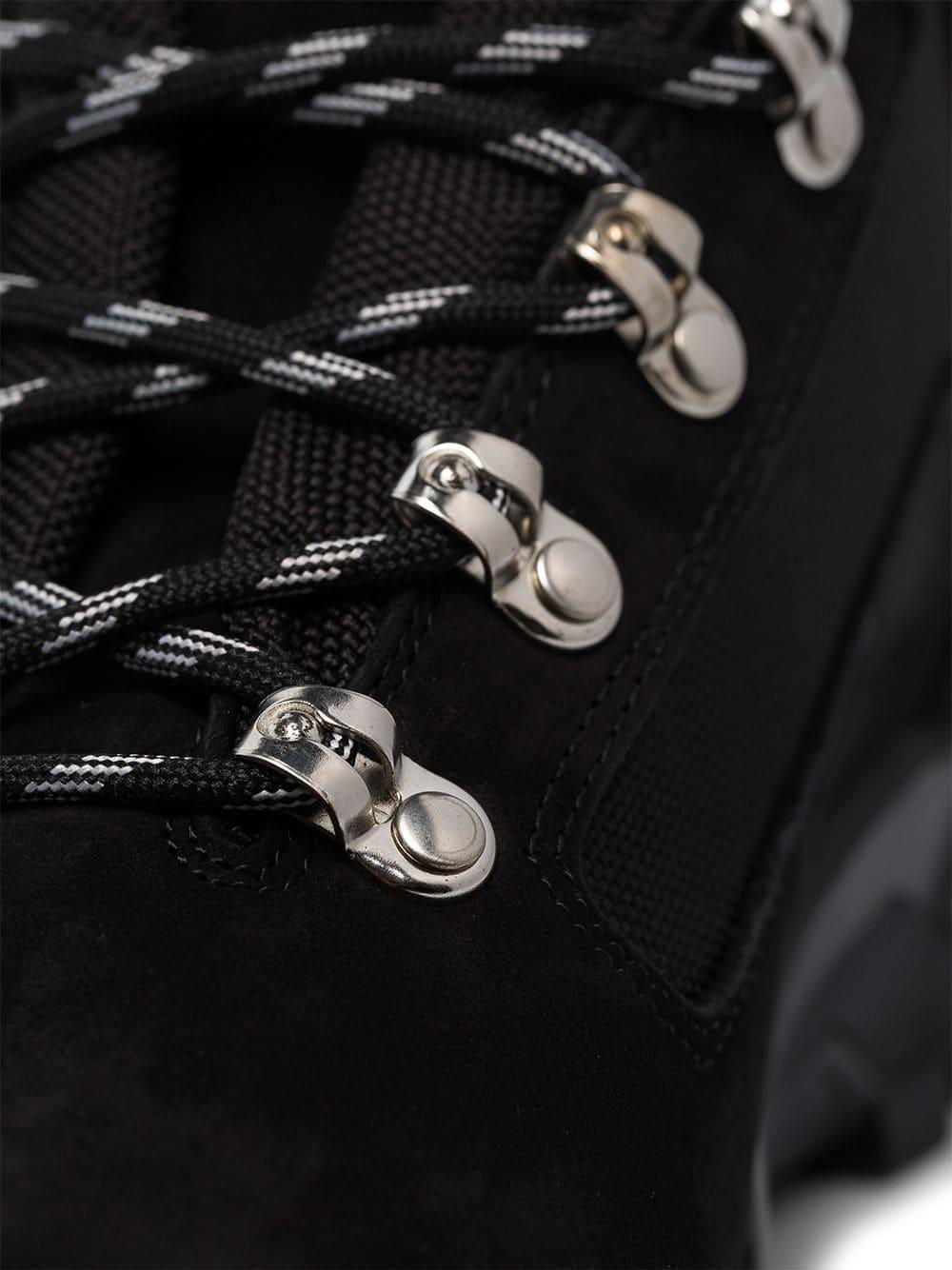 Diemme Suède Cortina Wandellaarzen in het Zwart voor heren