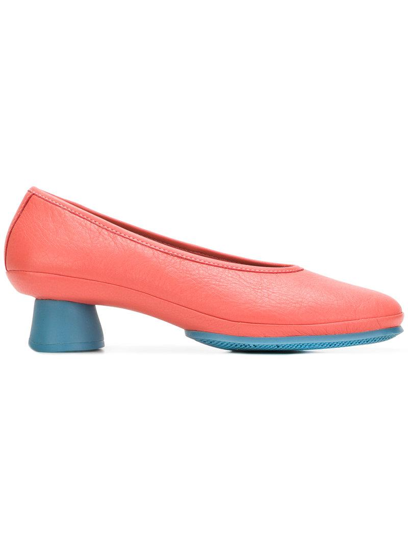 Camper Round toe pumps Free Shipping Best Store To Get MWQNlcP