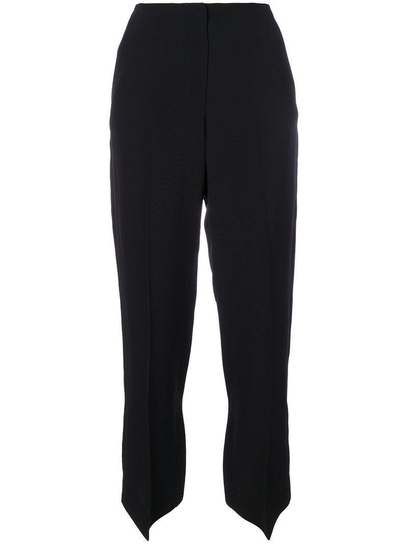 high-waist tailored trousers - Black Maison Martin Margiela Free Shipping Sast Finishline Cheap Sale Perfect PQphm1RF