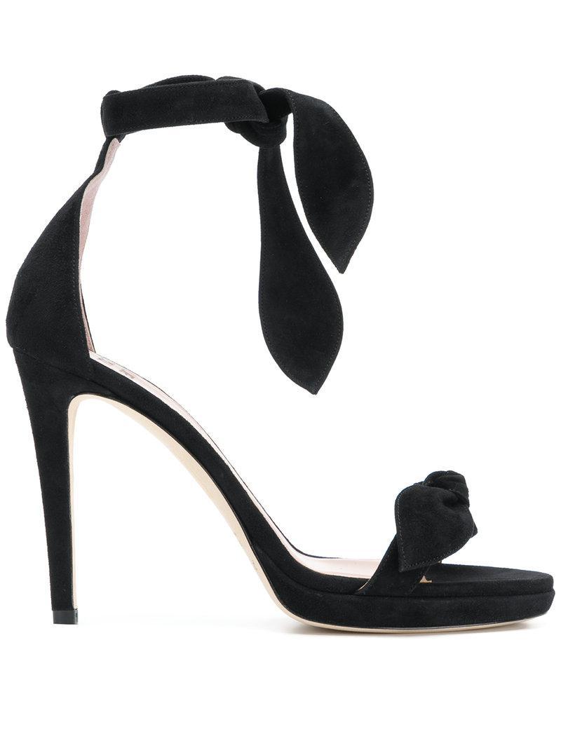embellished heel sandals - Black Gianna Meliani cGMc9rGw7n