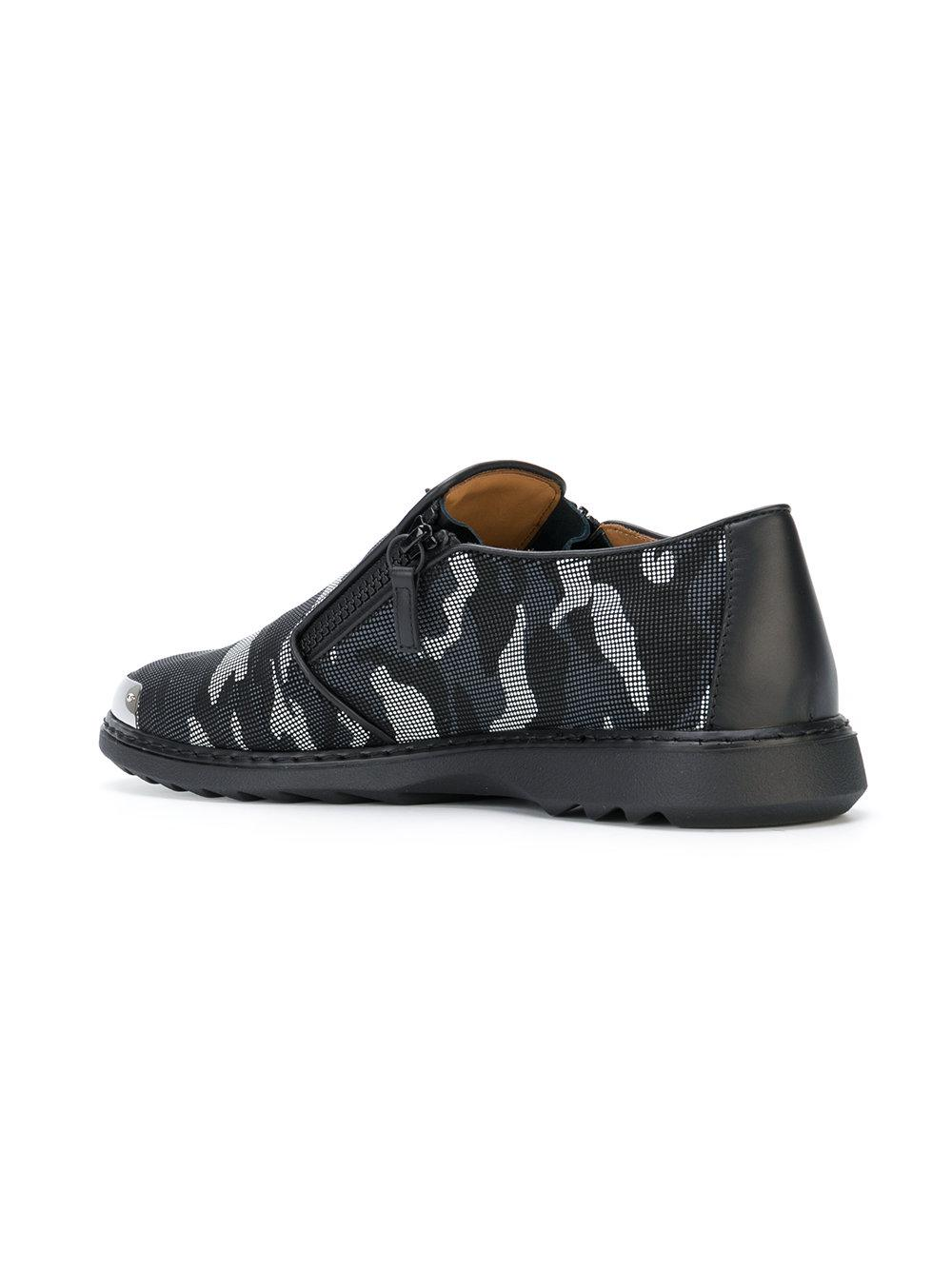 Giuseppe ZanottiCamouflage Cooper sneakers 1uHcfX