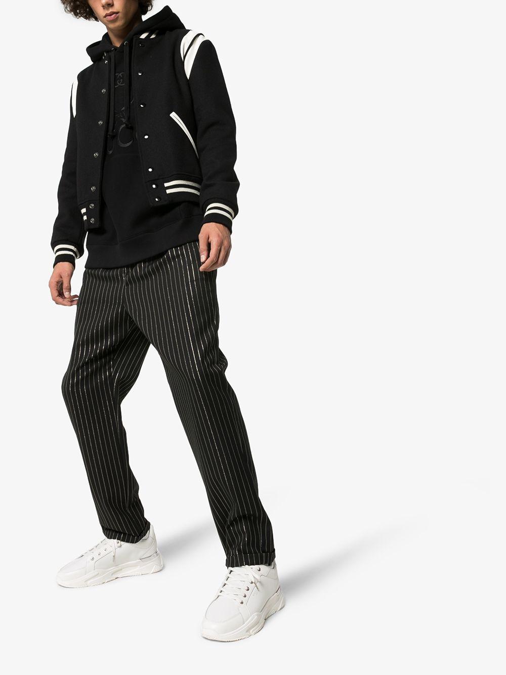Mallet Synthetisch Kingsland Low-top Sneakers in het Wit voor heren