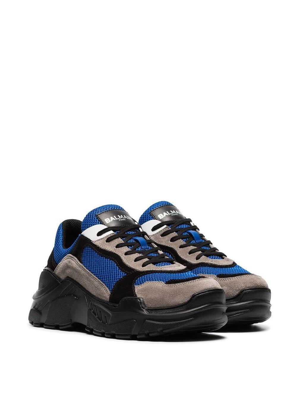 Zapatillas Jace Balmain de hombre de color Azul