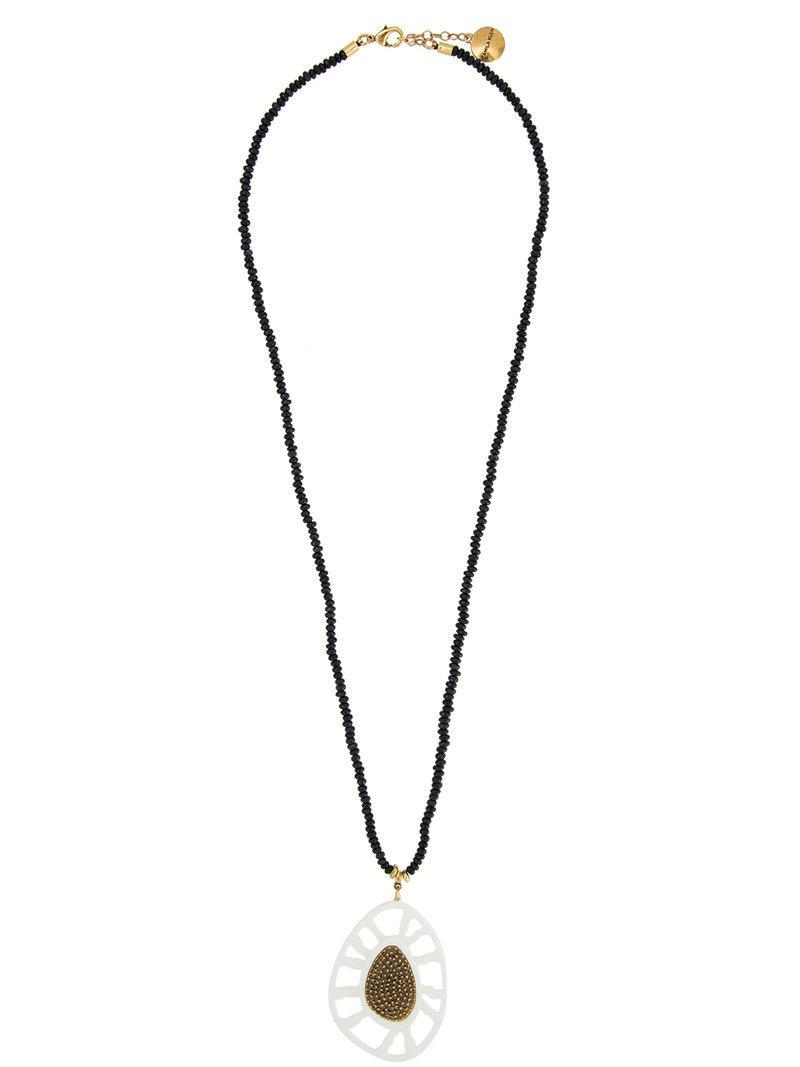 Camila Klein hanging chains scapular - Metallic bmjFGc3d