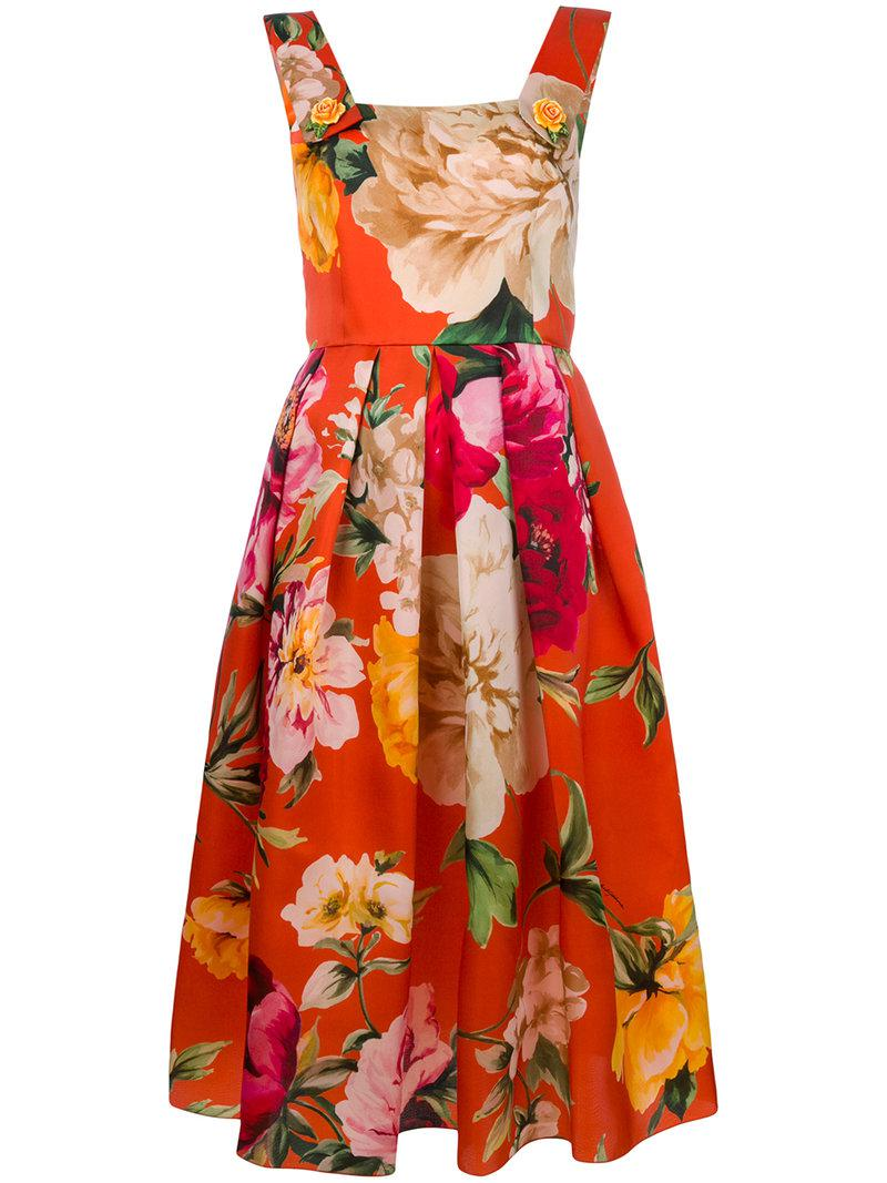 5f41ea99 Gallery. Previously sold at: Farfetch · Women's Floral Dresses ...