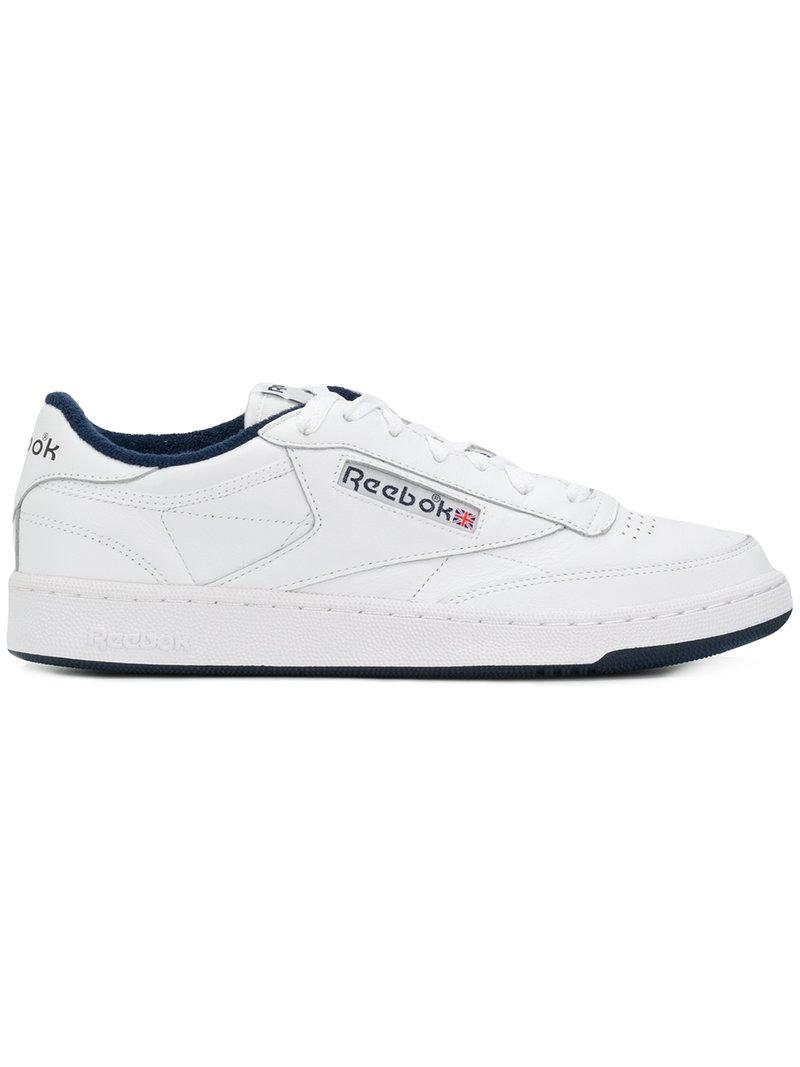 Reebok Club C 85 Archive in White for Men - Save 22.289156626506028 ... 3eee83906