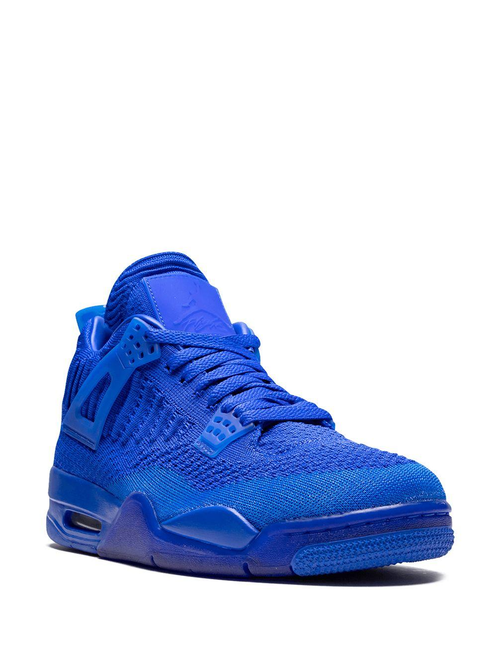Nike Air 4 Retro Fk Sneakers in het Blauw voor heren