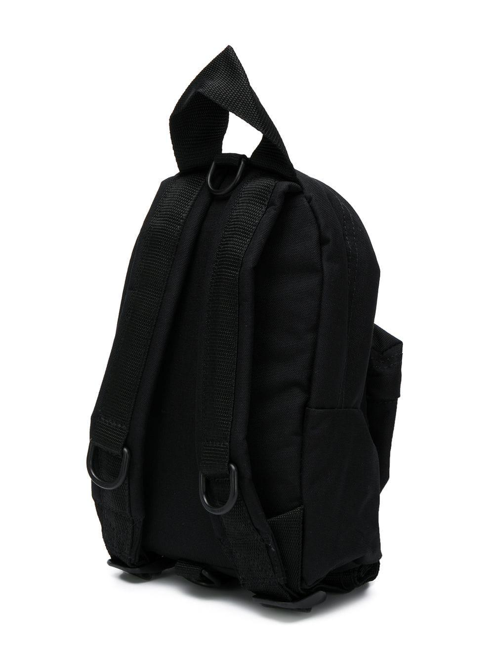 MSGM Synthetic Mini Backpack in Black for Men