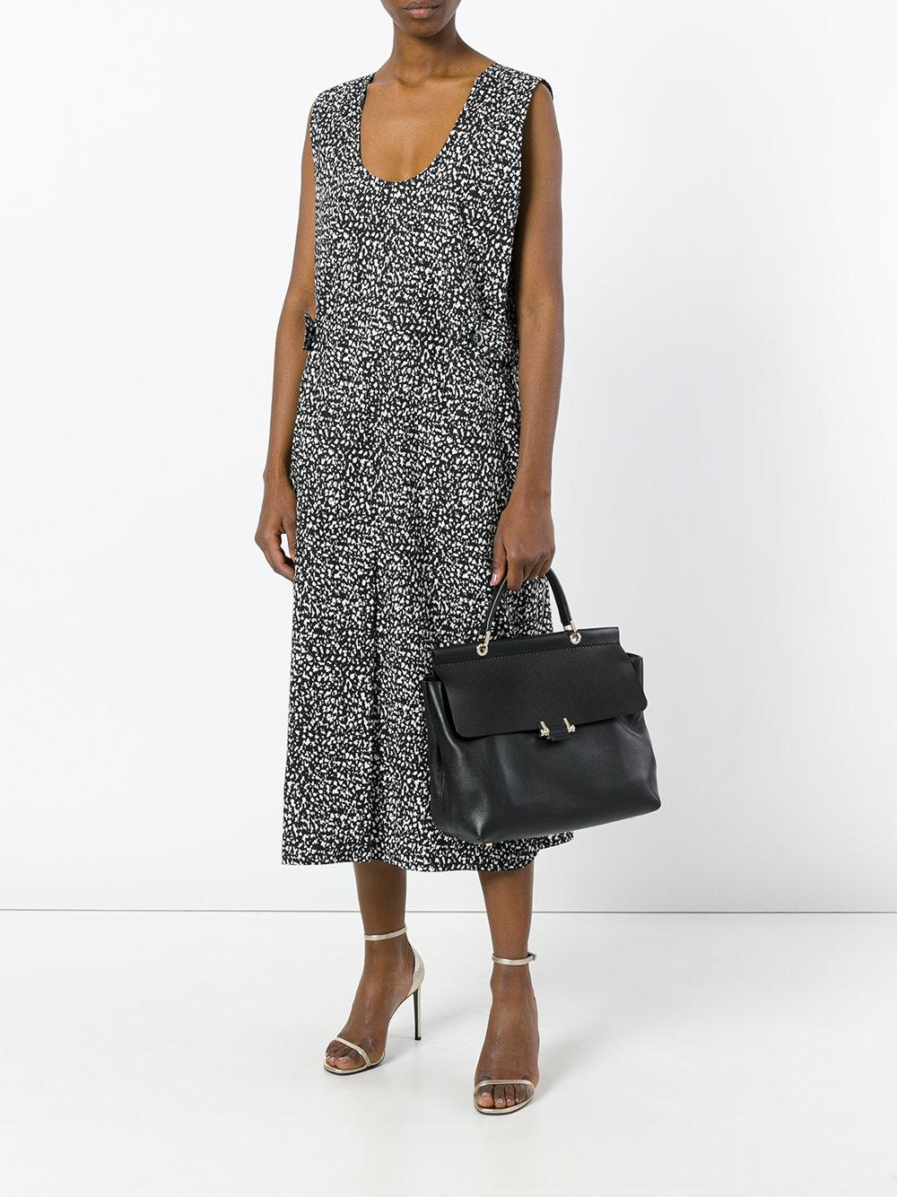 lanvin-Black-Medium-Essential-Tote-Bag Best Bags to Buy This Year - Top 20 Designer Bags of 2020