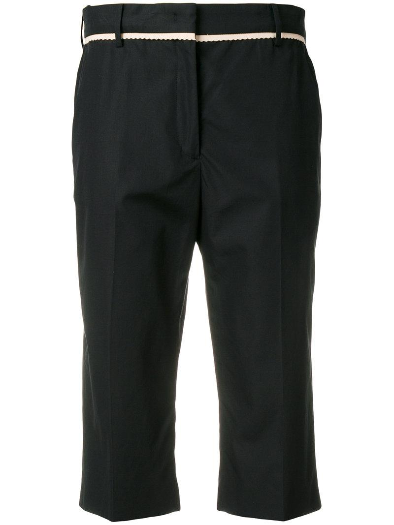 tailored trousers - Black N°21 NcLzbIeq
