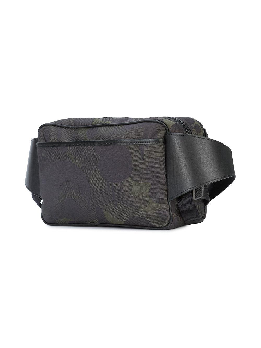 eb323552feba Lyst - COACH Utility Pack Belt Bag in Black for Men