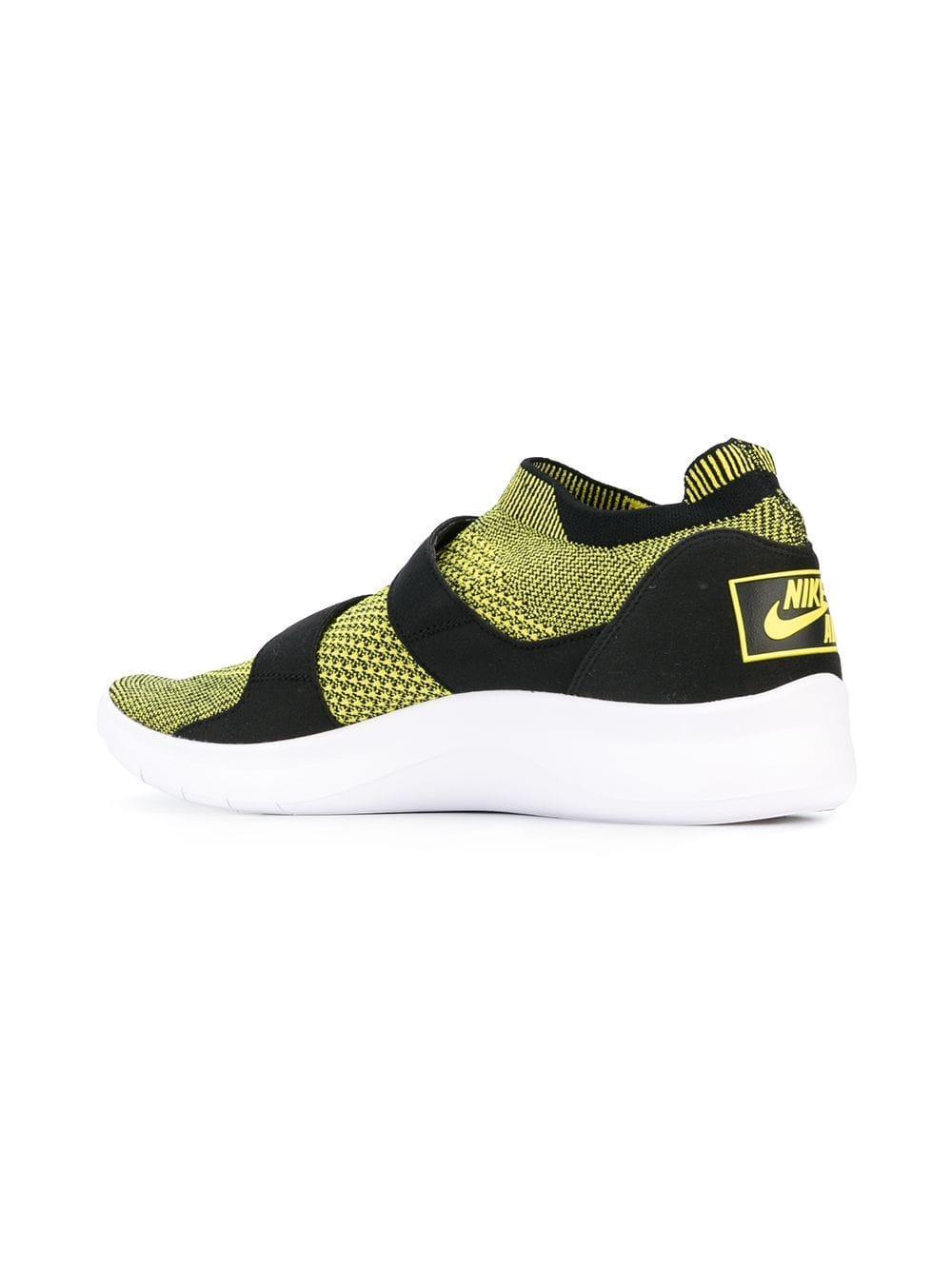 Zapatillas con correa doble Nike de Algodón de color Amarillo para hombre