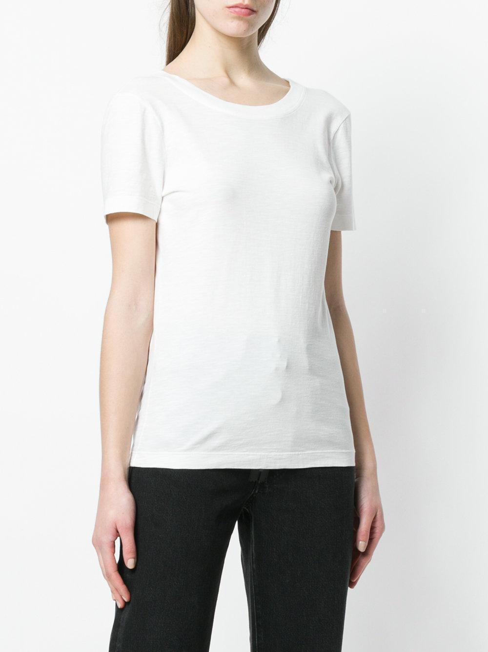 classic shirt - White Maison Martin Margiela Cheap For Nice ZZ1yl
