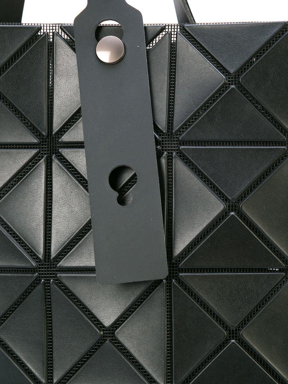 a031c764a40f7 Bao Bao Issey Miyake Articulated Geometric Panel Tote Bag in Black - Lyst
