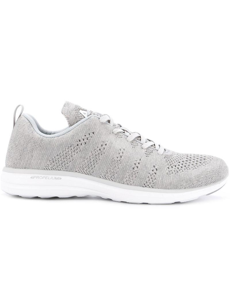 perforated lace-up sneakers - Black Athletic Propulsion Labs z2Iy3QuQ0i