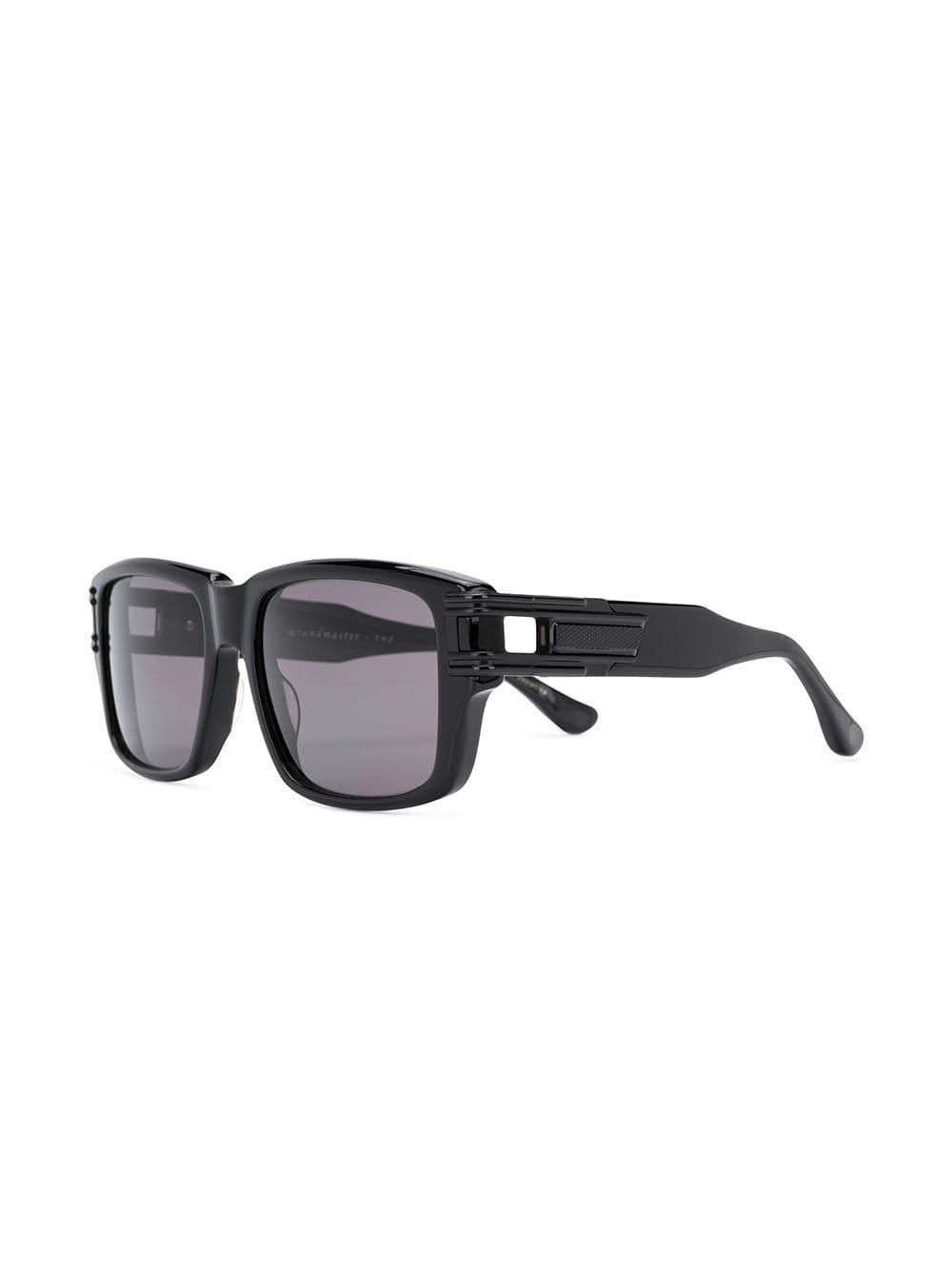 67ec7ee5e04f Dita Eyewear Square Tinted Sunglasses in Black - Lyst