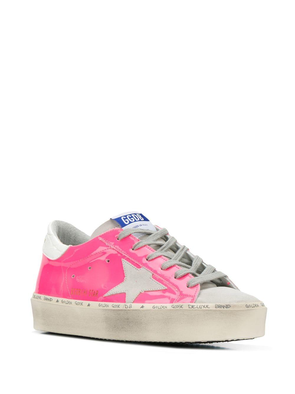 29e6fe33a8d9 Lyst - Golden Goose Deluxe Brand Superstar Sneakers in Pink