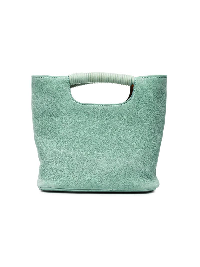 Outlet Discount Blue Mini Birch Bag Simon Miller Online Cheap Authentic RWT3xFZYFU